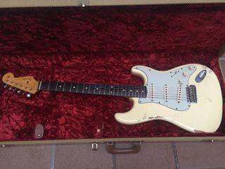 Fender Stratocaster '62 C.Shop Limited edition