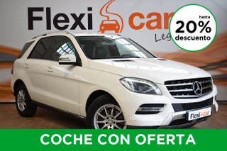 Mercedes Clase M ML 250 BlueTEC 4MATIC