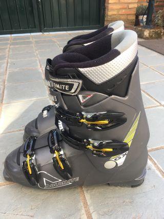 Botas de esquí. Número 43