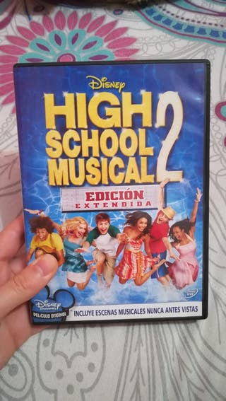 Película High School Musical 2 (Extended version)