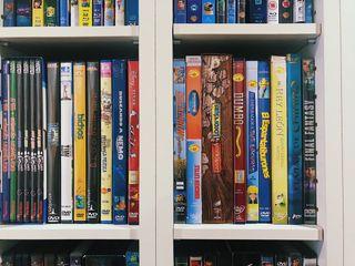 Películas DVD infantiles volumen 1