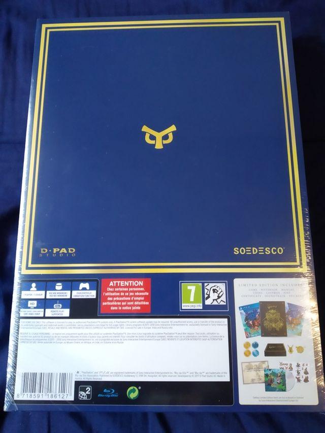 OWLBOY EDICION LIMITADA PS4