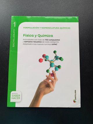 Libro de Física y Química 1 de Bachillerato