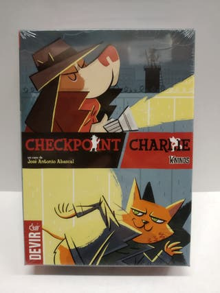 Juego Checkpoint Charlie