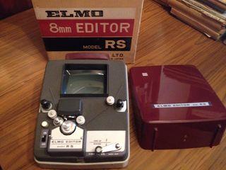 Conjunto de aparatos de cine y fotografia, años 60