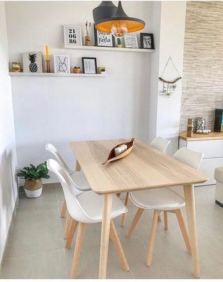 Mesa comedor - Lisabo IKEA 140x78cm