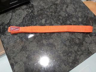 Cinturon Judo Naranja