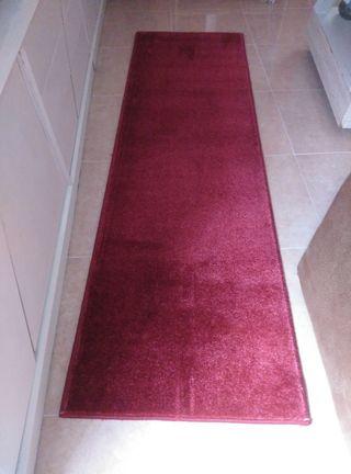 Alfombra roja de pasillo
