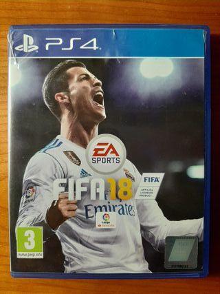 FIFA18 - PS4