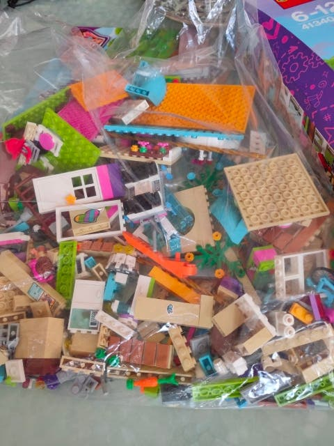 Lego friends 6-12 años. La casa de la amistad