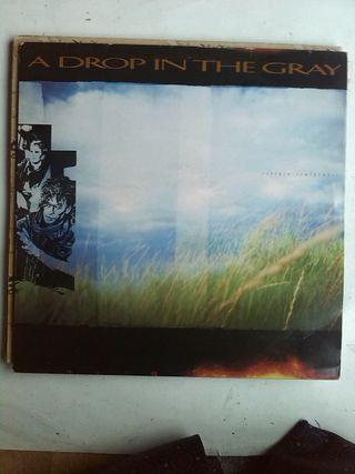 A DROP IN THE GREY - CERTAIN SCULPTURES LP