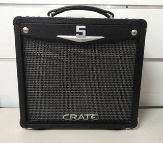 Amplificador de Guitarra Crate V5 Valvular