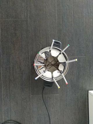 Fondue electrica