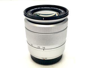 Objetivo Fujifilm Fujinon XC 16-50mm