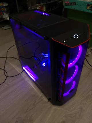 PC Gaming - Ryzen 2600 + 16GB + VEGA 64