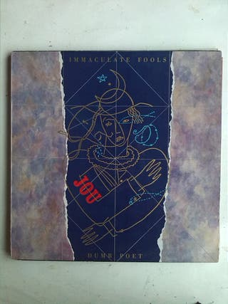 INMACULATE FOOLS - DUMB POET LP