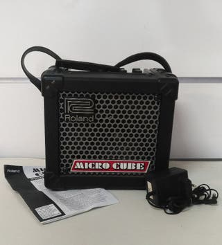 Amplificador de Guitarra Roland