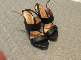 Zapatos de tacón oferta