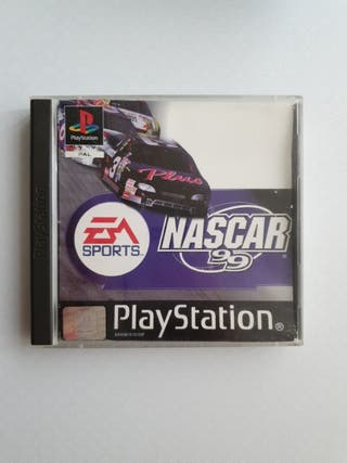 Nascar 99 Playstation 1 completo