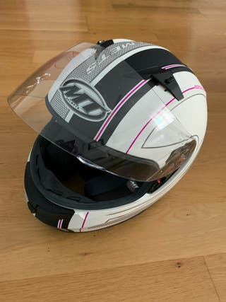 Casco Integral Moto MT Blade SV Raceline