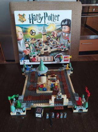 Lego Harry Potter. Hogwarts 3862