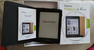 Lector de libros electrónicos TAGUS BOOKS DA VINCI