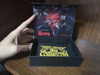 Caja Comic Con 50 aniversario