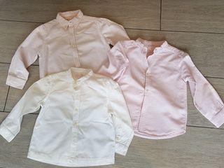 Camisas Gocco niño 2-3 años