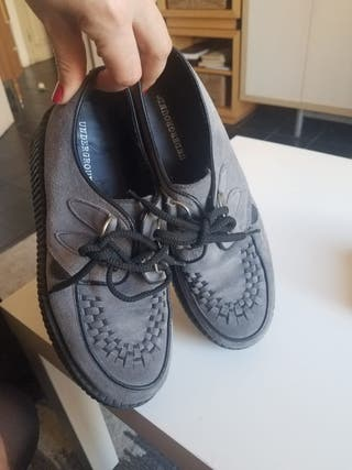 Zapatos Creepers de segunda mano en Barcelona en WALLAPOP