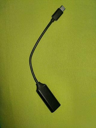 adaptador HDMI tipo C