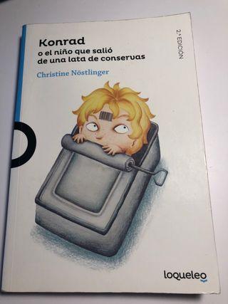 Libro Konrad