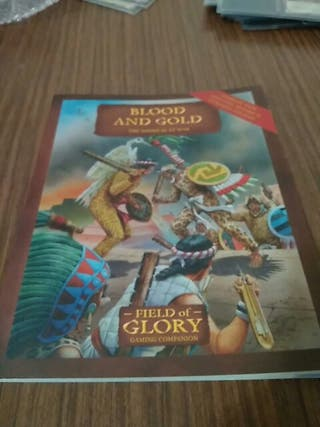 Field of glory - Blood and gold