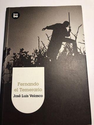 Libro Fernando el Temerario