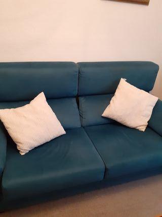sofá 3 plazas de 1 año