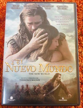 DVD - El nuevo mundo