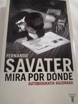 Fernando Sabater .Mira por donde