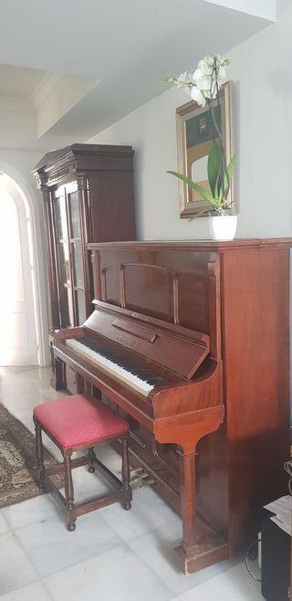 Piano de colección