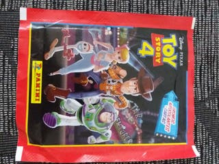 CROMOS TOY STORY 4
