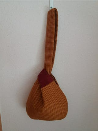Bolso japonés artesanal