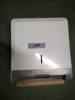 Dispensador de toallas de papel