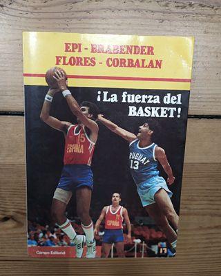 Libro ¡La Fuerza del Basket!