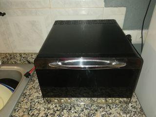 microondas portátil 7l 24v