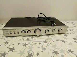 karaoke amplificador estéreo
