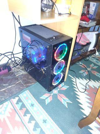 PC GAMING DISEÑO 3D I7 3770K, 32GB RAM, SSD, 8GB