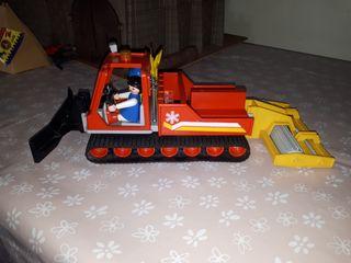 quitanieves playmobil