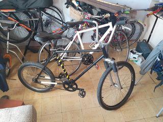 bici frankistein custom