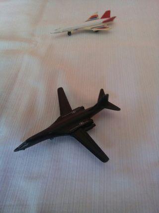 2 aviones Matchbox