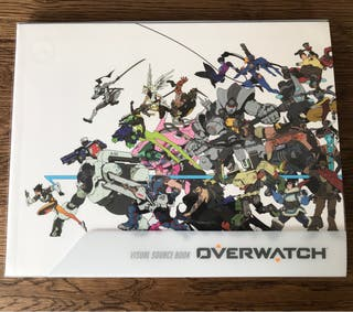"Libro ""Overwatch. Visual Source Book"""
