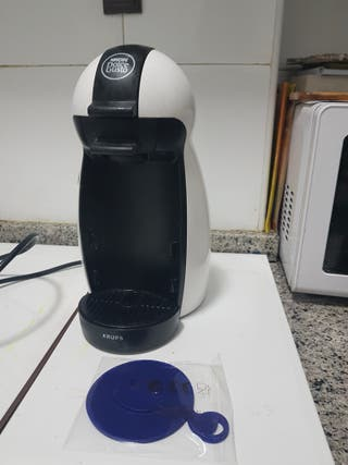 Cafetera Dolce Gusto blanco