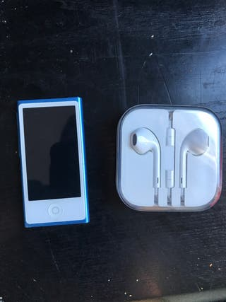iPod + auriculares